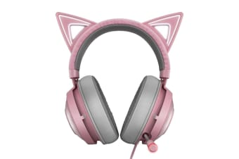 Razer Kraken Kitty - Chroma USB Gaming Headset (Quartz)