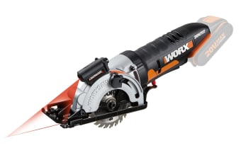 WORX 20V WORKSAW Cordless 85mm Saw (WX523.9)