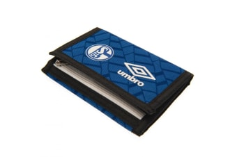 FC Schalke Umbro Wallet (Blue) (One Size)