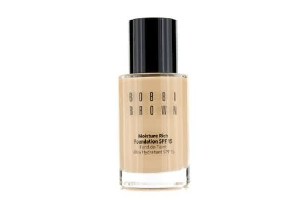 Bobbi Brown Moisture Rich Foundation SPF15 - #3.25 Cool Beige (30ml/1oz)