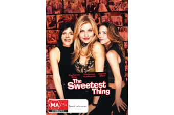 The Sweetest Thing DVD Region 4