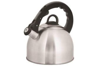 Avanti Novara Stainless Steel Whistling Kettle - 2.5l
