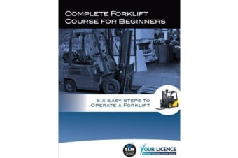 Complete Forklift Course for Beginners