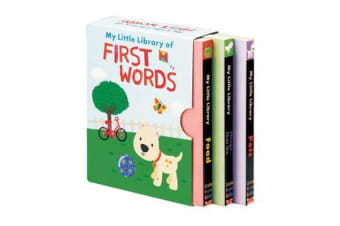 My Little Library of First Words