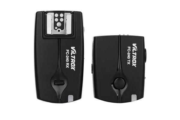 Viltrox Viltrox FC 240 C1 3in1 24GHz Wireless Flash Trigger