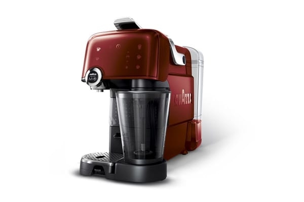 Lavazza A Modo Mio Fantasia Coffee Machine (Red)