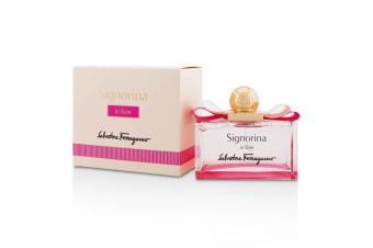 Salvatore Ferragamo Signorina In Fiore EDT Spray 100ml/3.4oz