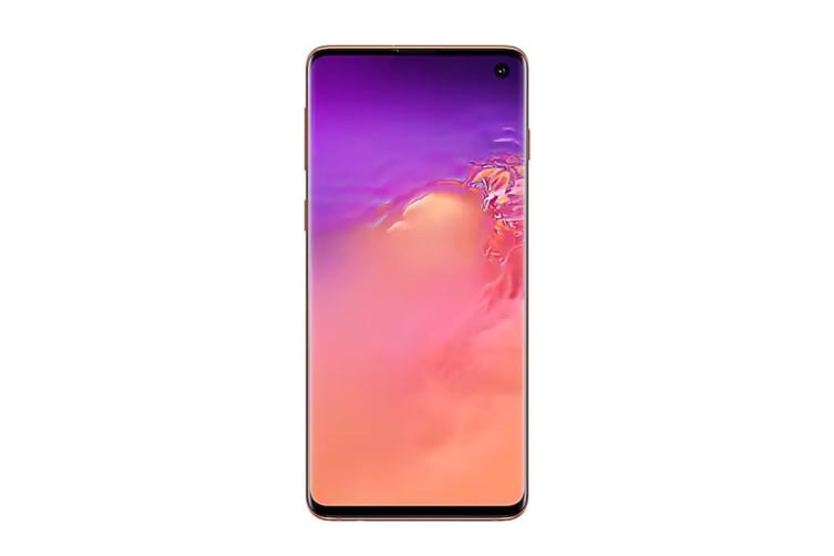 Samsung Galaxy S10 (128GB, Flamingo Pink)