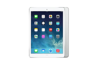 Apple iPad Air Wi-Fi 64GB Silver - Refurbished Good Grade