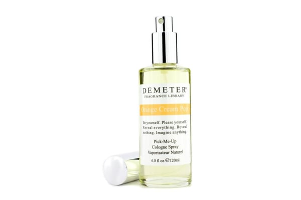 Demeter Orange Cream Pop Cologne Spray (120ml/4oz)