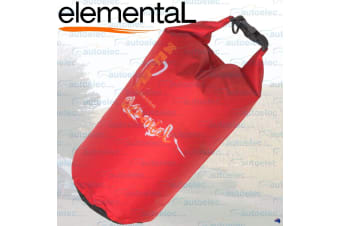 LIGHTWEIGHT 8L NYLON WATERPROOF DRY BAG STUFF SACK CAMPING OUTDOOR GMA7057