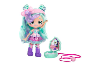 Shopkins Little Secrets Shoppies Doll Peppa-Mint