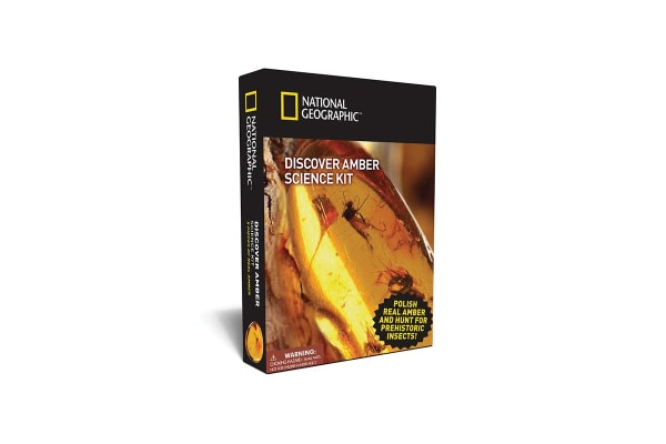 National Geographic Amber Science Kit