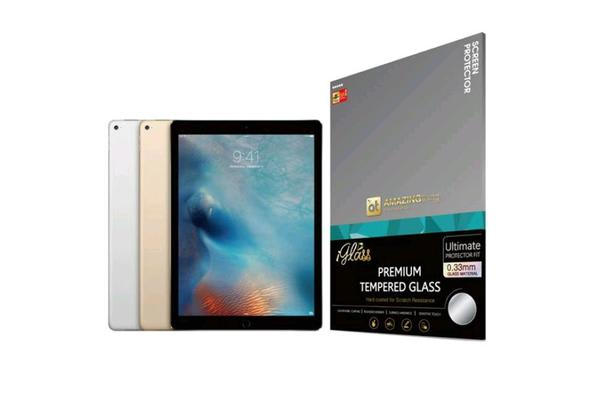 ATpixel Ultra Crystal Clear Screen Protector for iPad Pro 12.9""