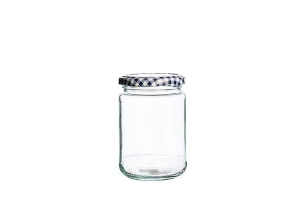 Kilner Twist Top Round Jar 370ml