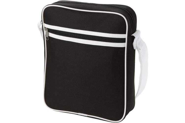 Bullet San Diego Shoulder Bag (Solid Black) (22 x 7 x 27cm)