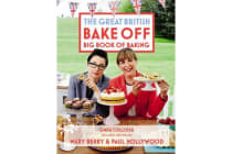 Great British Bake Off - Big Book of Baking