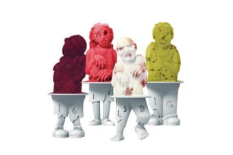 Tovolo Zombie Pop Ice Block Moulds
