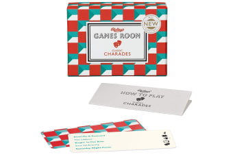 Ridley's Family Quizzes & Games - Classic Charades