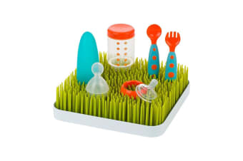 BOON GRASS Countertop Drying Rack - Green