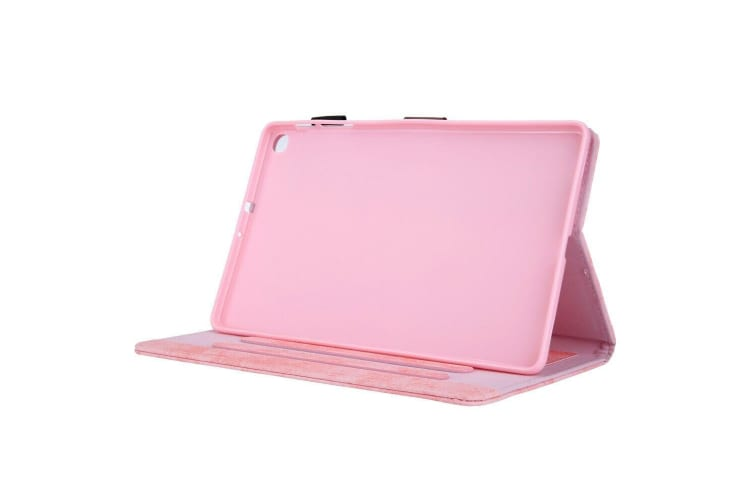 For Galaxy Tab S5e 10.5'' T720 T725 Tablet Flip leather Stand Cover Case-Pink