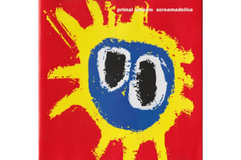 Primal Scream ‎– Screamadelica PRE-OWNED CD: DISC EXCELLENT