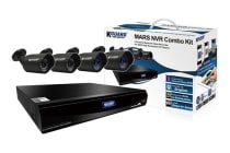 KGUARD 4 Channel, 4 Camera NVR Combo Kit With 1TB HDD (MR4040-1T)
