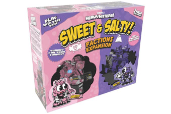 GKR Heavy Hitters Sweet and Salty Factions Expansion