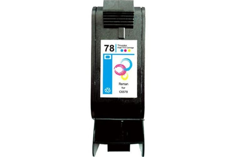 78 Remanufactured Inkjet Cartridge