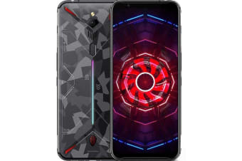 Nubia Red Magic 3 NX629J 12GB Ram 256GB Rom Dual Sim Gaming Phone - Camo