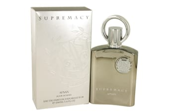 Afnan Supremacy Silver Eau De Parfum Spray 100ml