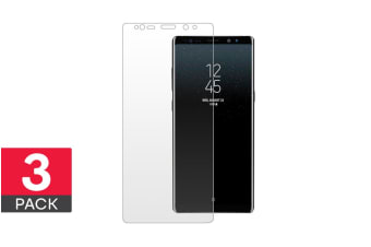 3 Pack Screen Protector for Samsung Galaxy Note 8