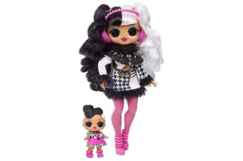 LOL Surprise OMG Winter Disco Dollie Doll & Dollface Set