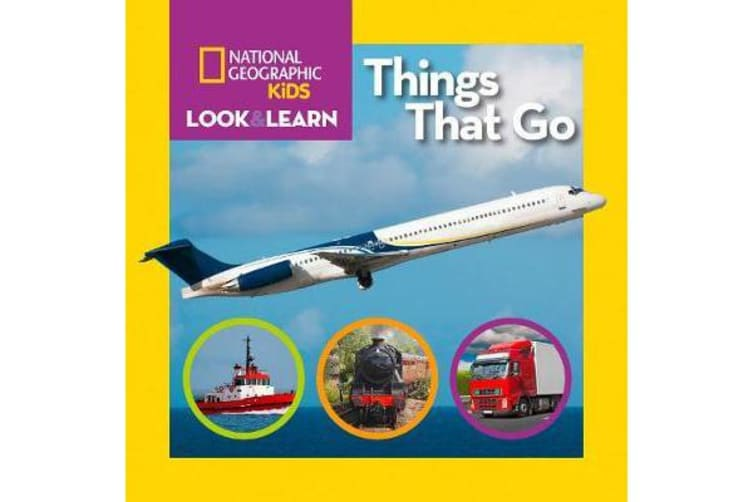 Look and Learn - Things That Go