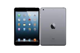 Used as demo Apple iPad Mini 3 16GB Wifi + Cellular Black (Local Warranty, 100% Genuine)