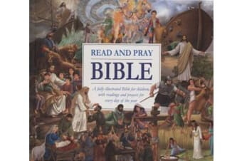 READ AND PRAY BIBLE