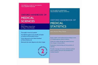 Oxford Handbook of Medical Science and Oxford Handbook of Medical Statistics Pack