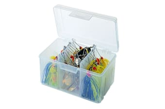 Flambeau 330 Medium Spinnerbait Box - Lure Box with 3 Compartments