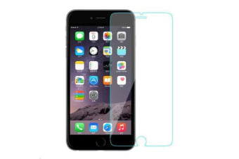 Spigen iPhone 8/7 Premium Tempered Glass Screen Protector Extreme Durability