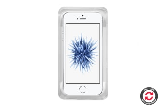 Apple iPhone SE Refurbished (16GB, Silver) - AB Grade