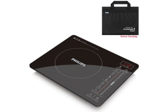 Philips HD4992 Electric Single Induction Cooker Digital Display HotPlate Cooktop