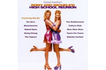 Various – Romy And Michele's High School Reunion (Soundtrack) CD NEW SEALED