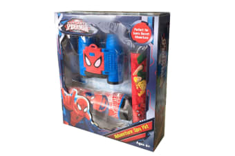 Ultimate Spider-Man Adventure Spy Kit