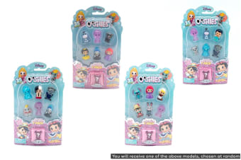 Ooshies Disney 7 Pack (Assorted)