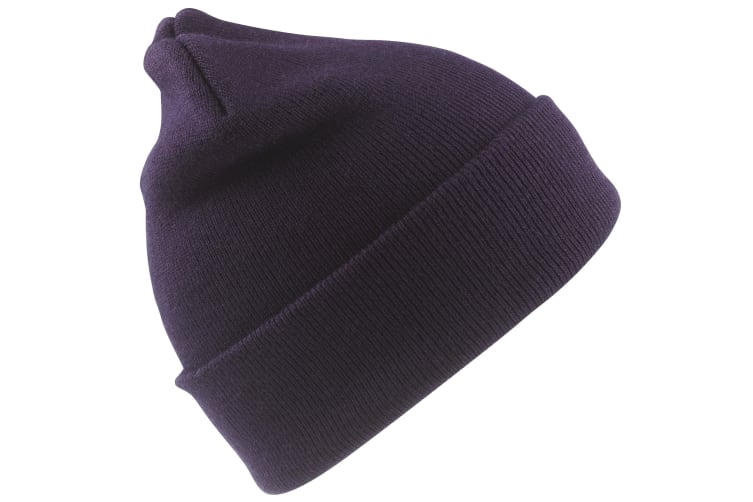 Result Woolly Thermal Ski/Winter Hat with 3M Thinsulate Insulation (Navy Blue) (One Size)