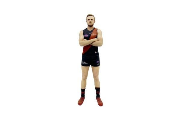 Martin Gleeson AFL Essendon 3D Printed Mini League Figurine - 18cm