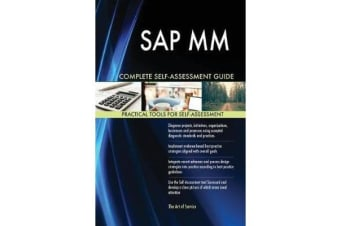SAP MM Complete Self-Assessment Guide
