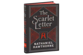 The Scarlet Letter - (Barnes & Noble Collectible Classics: Flexi Edition)