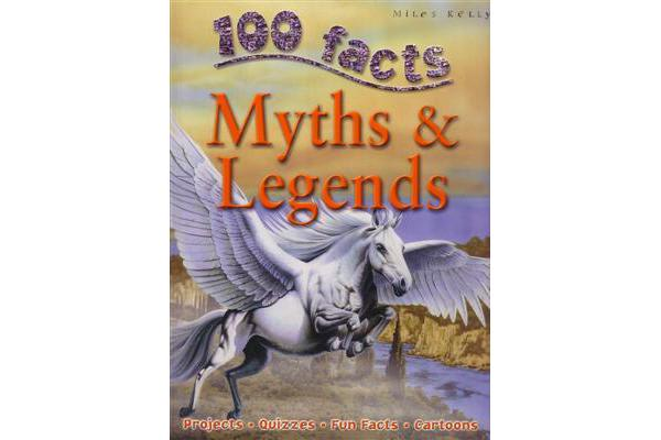 Image of 100 Facts - Myths & Legends