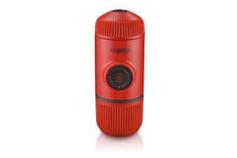 Wacaco Nanopresso Espresso Coffee Machine + Bag-red